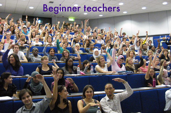 1 beginner teachers